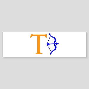 Tebow Sticker (Bumper)