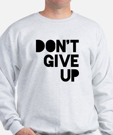 Don't Give Up Jumper