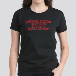 Retired Nurse, Attitude T-shirt T-Shirt
