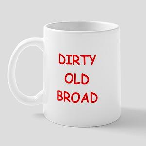 Old farts jokes Mug