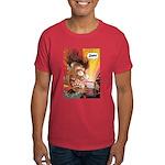 Zowie Face (Indie Comics Magazine) Dark T-Shirt