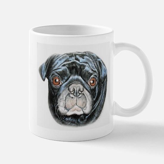 Cute Black bart Mug