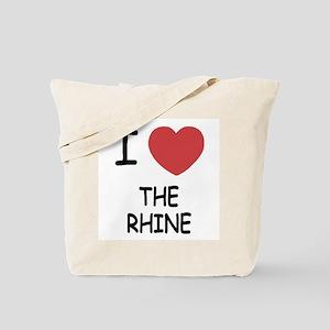 I heart the rhine Tote Bag