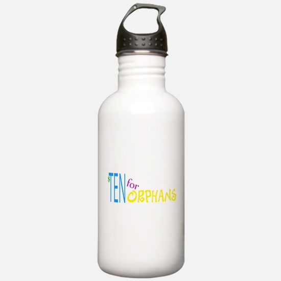 Funny Orphans Water Bottle