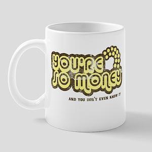 You're So Money (Retro Wash) Mug