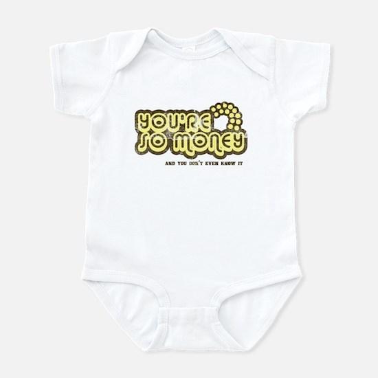 You're So Money (Retro Wash) Infant Creeper
