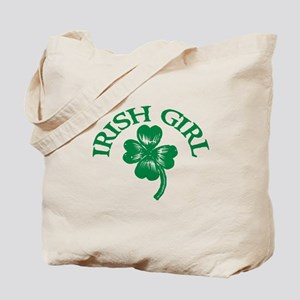 IRISH GIRL SHIRT ST. PATRICKS Tote Bag