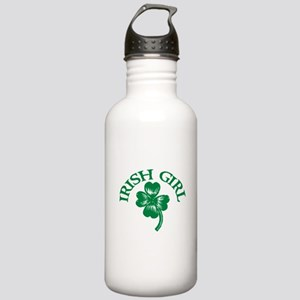 IRISH GIRL SHIRT ST. PATRICKS Stainless Water Bott