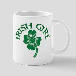 IRISH GIRL SHIRT ST. PATRICKS Mug