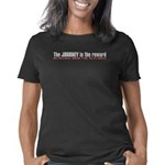 ironman-triathlon-journey  Women's Classic T-Shirt