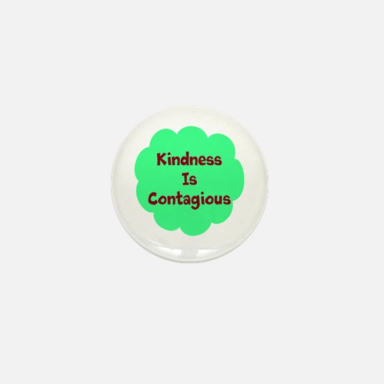 Cool Random acts of kindness Mini Button