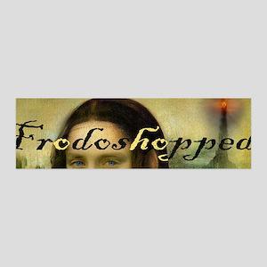 Frodoshopped 42x14 Wall Peel