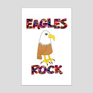 Eagles Rock Mini Poster Print