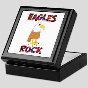 Eagles Rock Keepsake Box