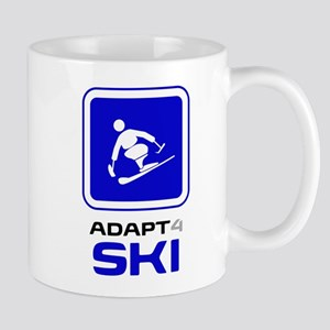 Adaptive Alpine Skiing Mug