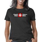 National flag white Women's Classic T-Shirt