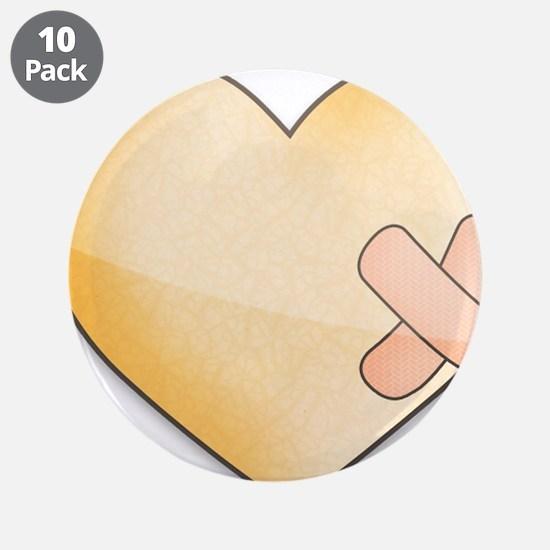 """Katawa Shoujo 3.5"""" Button (10 pack)"""