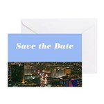 Save the Date Greeting Cards Pk of 10