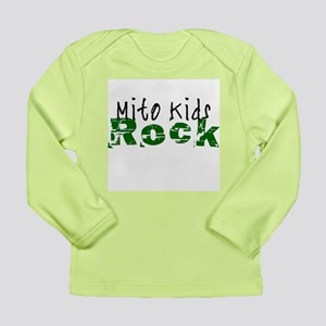 Mito Kids Rock Long Sleeve Infant T-Shirt