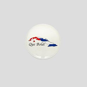 Que Bola! Mini Button