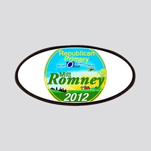 Romney OHIO Patches