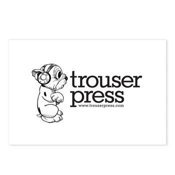 Trouser Press Postcards (Package of 8)