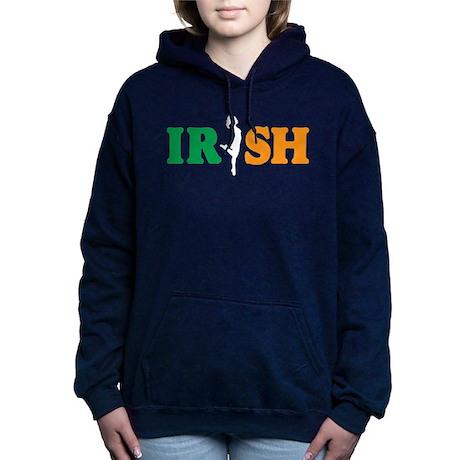 Cafepress felpata con con pullover Irish cappuccio Felpa 61616457 cappuccio ZpwqnfZ6