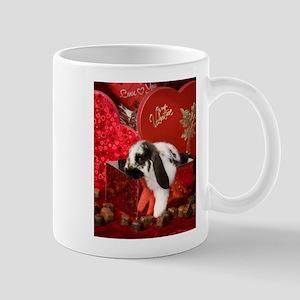 Valentine's Bunny Mug