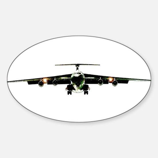 C-141 Sticker (Oval)