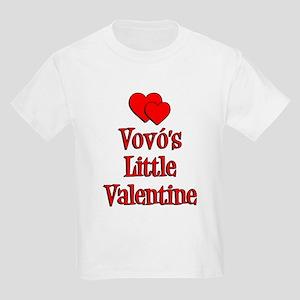 Vovo's Little Valentine Kids Light T-Shirt