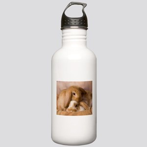 Cuddle Bunnies Stainless Water Bottle 1.0L