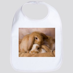 Cuddle Bunnies Bib