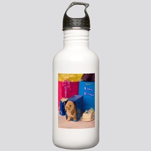 Birthday Bunny Stainless Water Bottle 1.0L