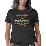 Illegals 2 Women's Classic T-Shirt