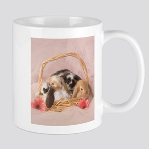Basket Bunnies Mug