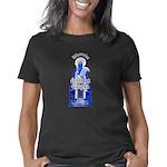 athanasius_black Women's Classic T-Shirt
