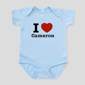 I love Cameron Infant Bodysuit