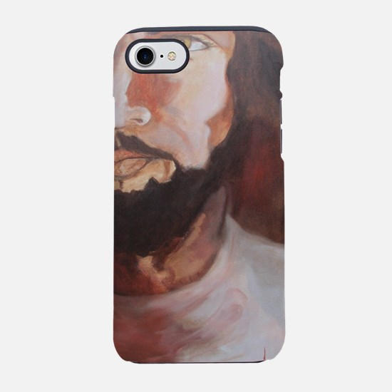 I am with you iPhone 7 Tough Case