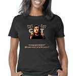 Hillary CT dk Women's Classic T-Shirt