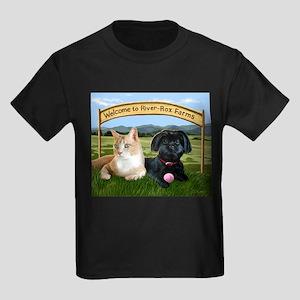 River & Roxy Kids Dark T-Shirt
