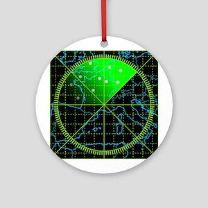 Radar4 Ornament (Round)