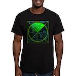 Radar4 Men's Fitted T-Shirt (dark)