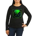 Radar4 Women's Long Sleeve Dark T-Shirt
