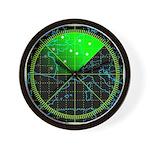 Radar4 Wall Clock