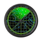Radar4 Large Wall Clock