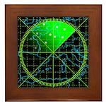 Radar4 Framed Tile
