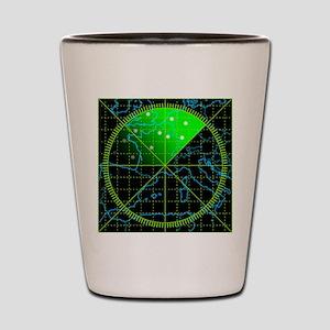 Radar4 Shot Glass