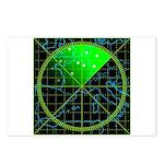 Radar4 Postcards (Package of 8)