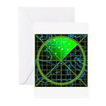 Radar4 Greeting Cards (Pk of 20)