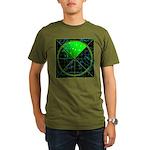 Radar4 Organic Men's T-Shirt (dark)